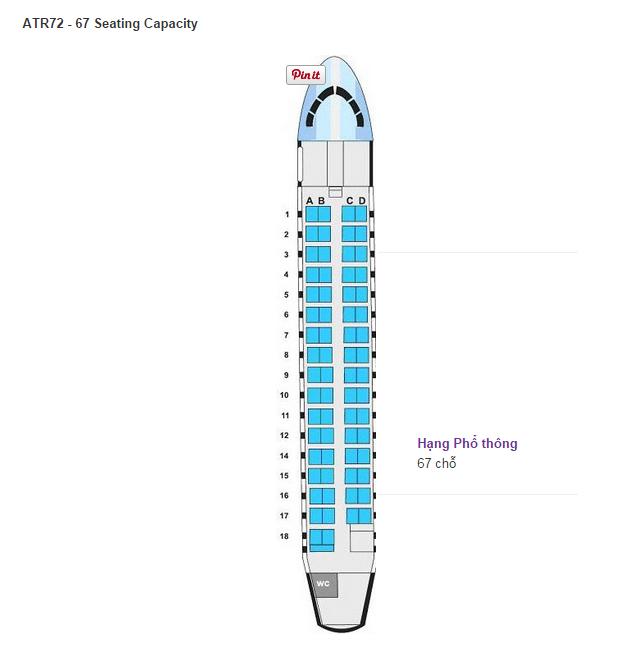 ATR72 - 67 Cambodia