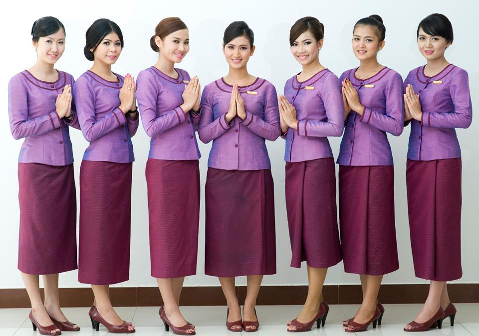 Dịch vụ tại phòng vé Cambodia Angkor Air