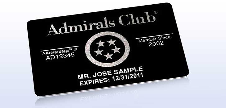 admirals club membership