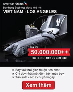 Vé Business giá rẻ