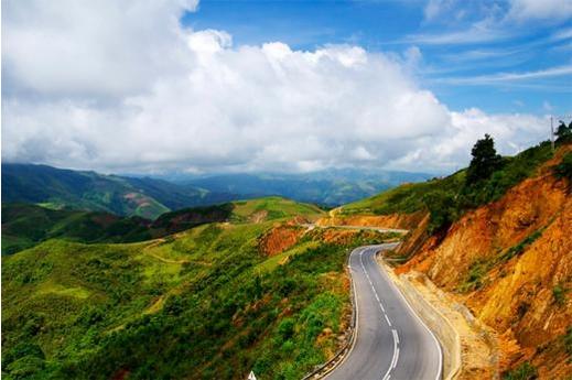 Đèo Pha Đin, Sơn La - Lai Châu