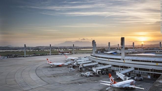 Sân bay quốc tế Rio Galeao Tom Jobim (Brazil)