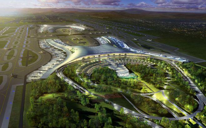 Sân bay quốc tế Chongqing Jiangbei