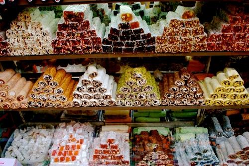 Turkish Delight, viên kẹo ngọt mang bản sắc Thổ Nhĩ Kỳ