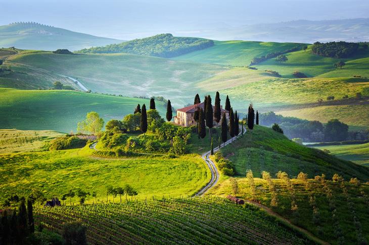 Tuscany 730