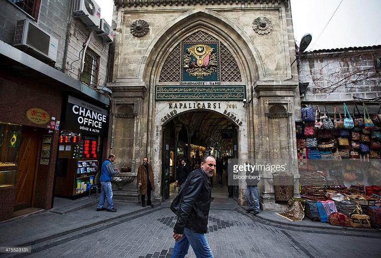 cho Grand Bazaar, Istanbul 1