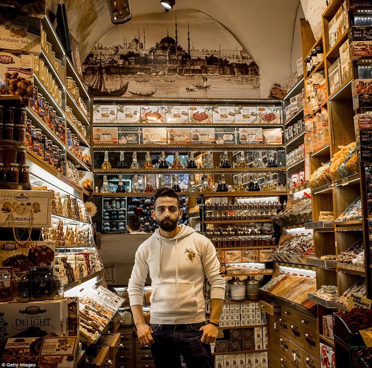 cho Grand Bazaar, Istanbul 11