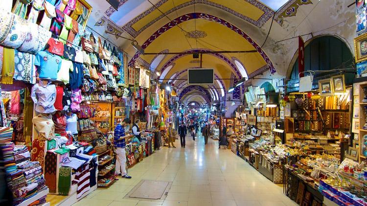 cho Grand Bazaar, Istanbul 5