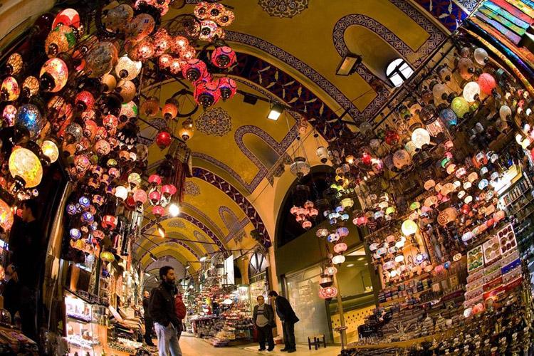 cho Grand Bazaar, Istanbul 9