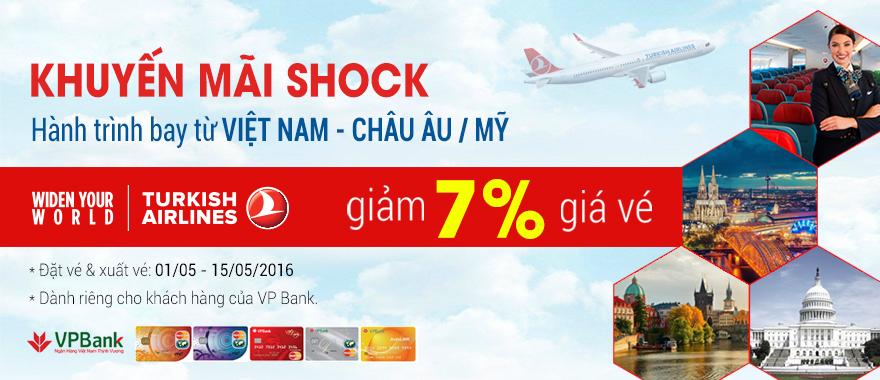 giảm 7% cho VPBank